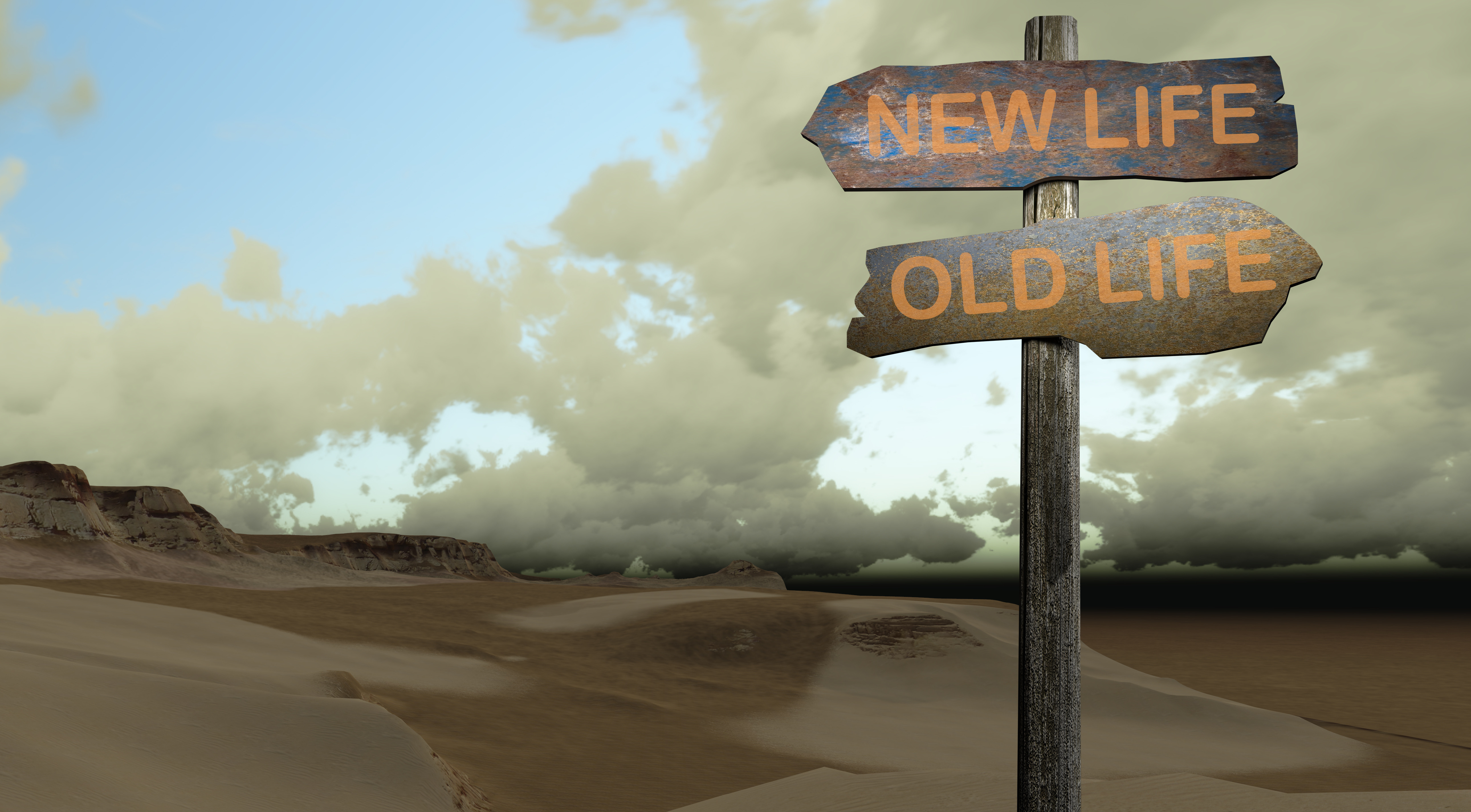 Image result for old life new life